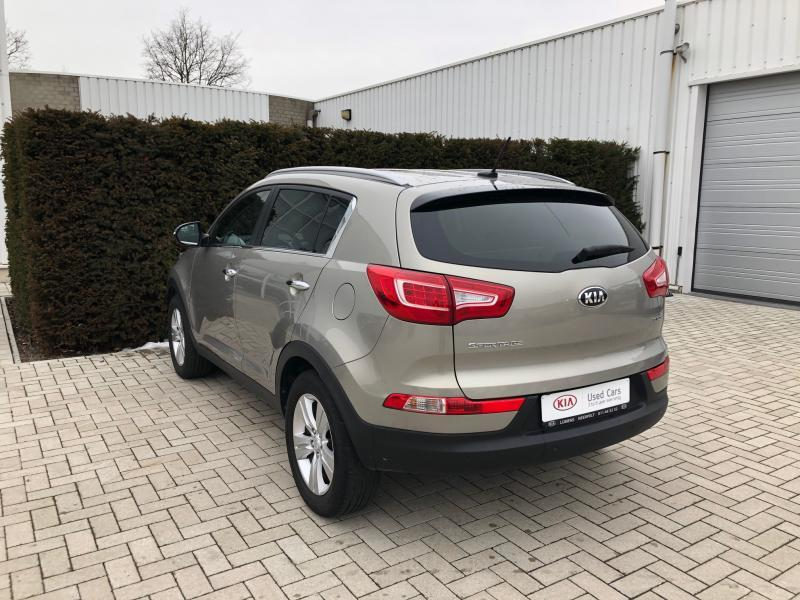 kia sportage itouch 100800 km. Black Bedroom Furniture Sets. Home Design Ideas